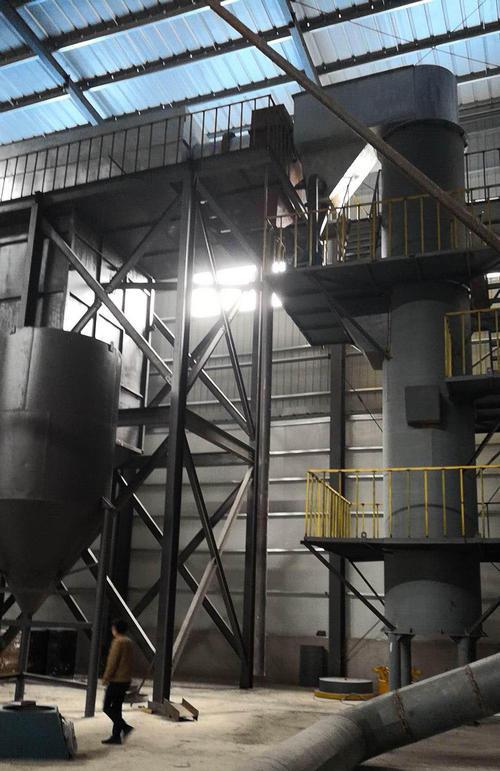 膨脹珍珠巖生產線設備