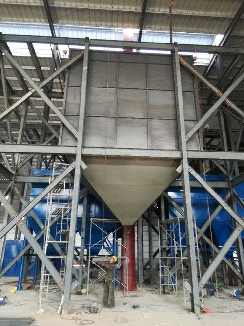 珍珠巖礦砂生產線設備分析做保溫層的好處?
