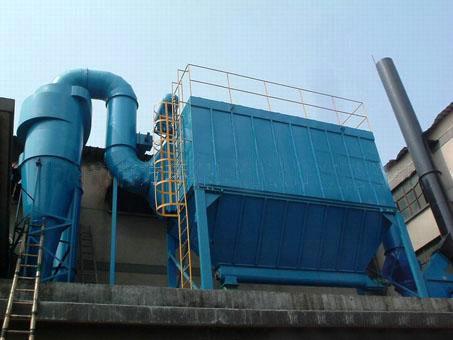 津乾機械為您介紹環保除塵設備的種類劃分