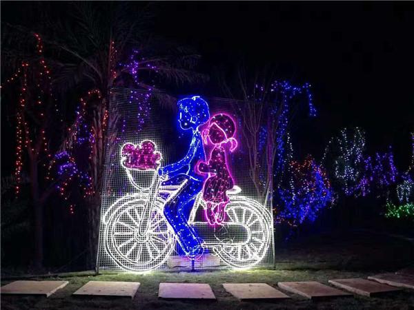 河南灯光节生产
