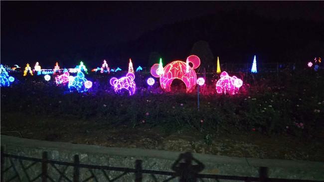 河南灯光节工程