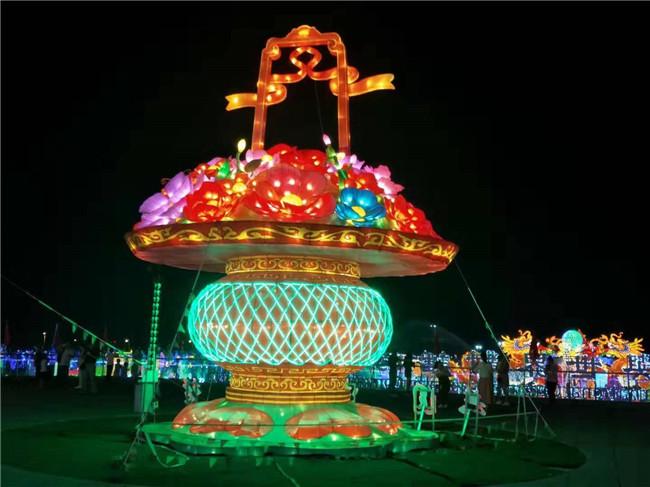 河南灯光节设计