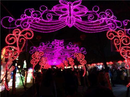 郑州灯光亮化