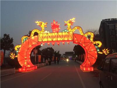 河南彩灯设计