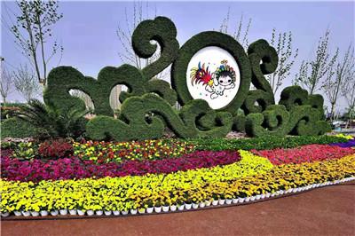 五色草坪在城市美化中起到了重要的作用