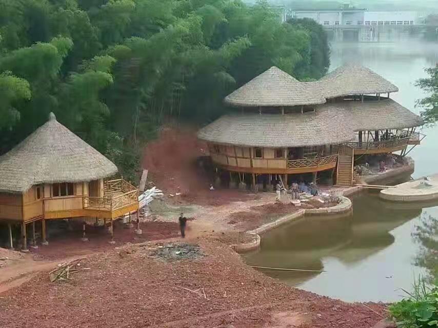 廣西竹木建筑廠家