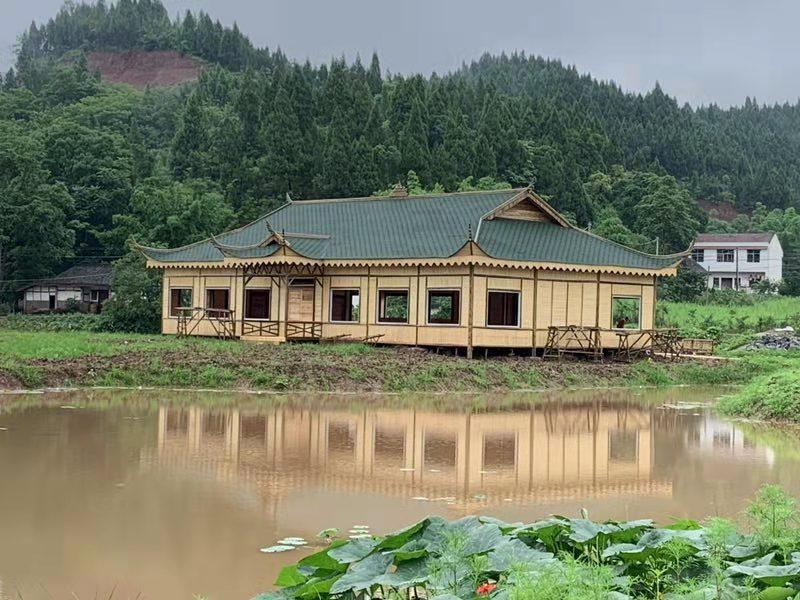 廣西竹木建筑