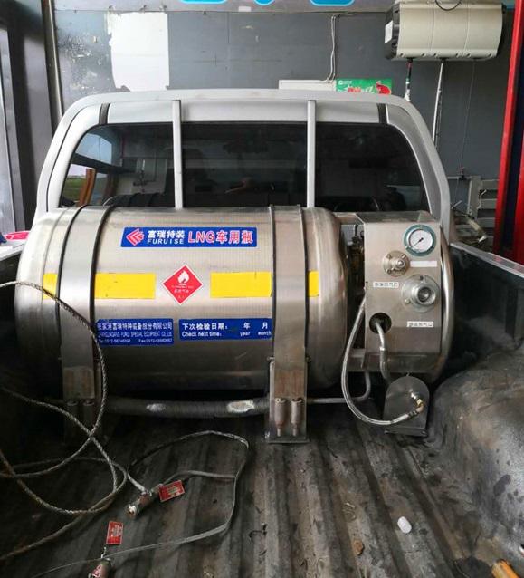 汽车油改气配件
