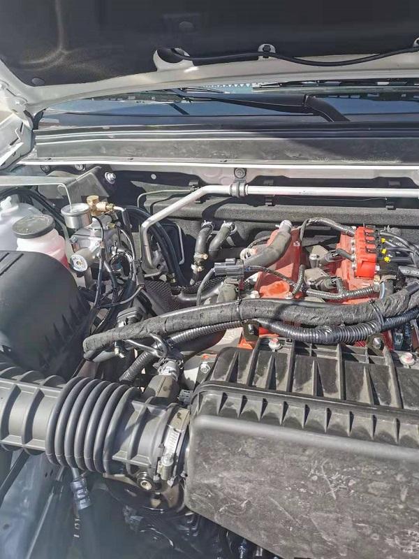 涡轮增压和涡轮增压缸内直喷的发动机也可以改气