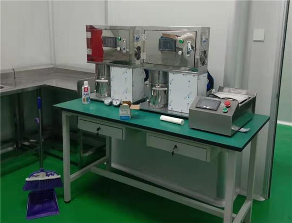 内蒙古建筑装饰公司合作装修实验室