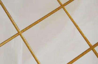 瓷砖美缝剂施工后变色,可能是这2个原因造成的!