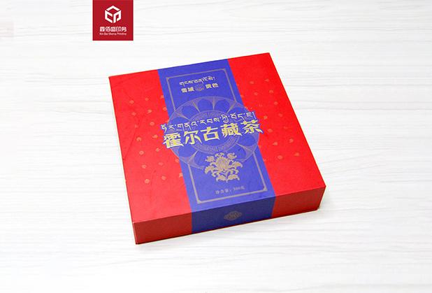 成都茶叶包装盒定制