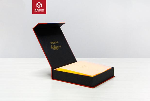 成都包装盒印刷制作