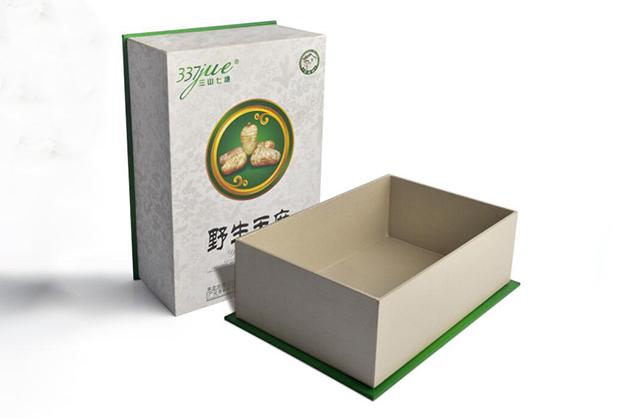 成都精装盒设计
