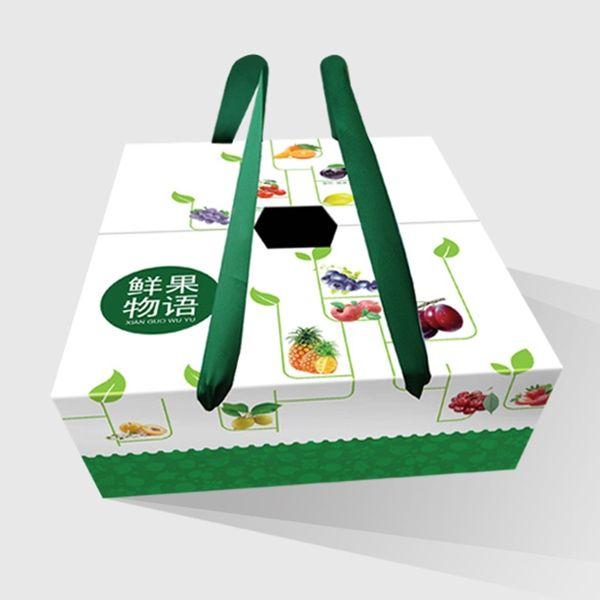 水果要定制礼品盒的原因?
