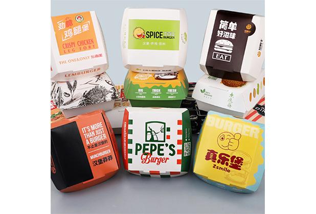 食品包装盒印刷设计应注意几个原则