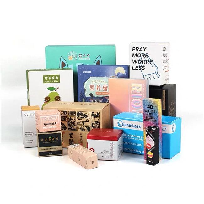 卡盒定制印刷厂家