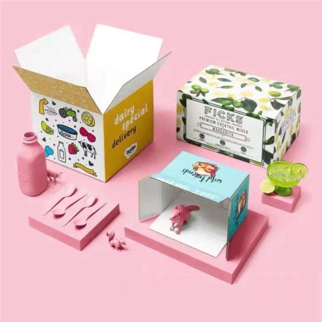 卡盒定制印刷
