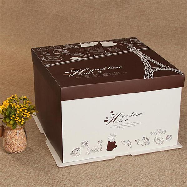 四川蛋糕盒定制