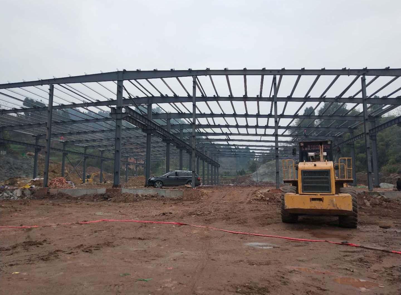 达州钢结构厂家