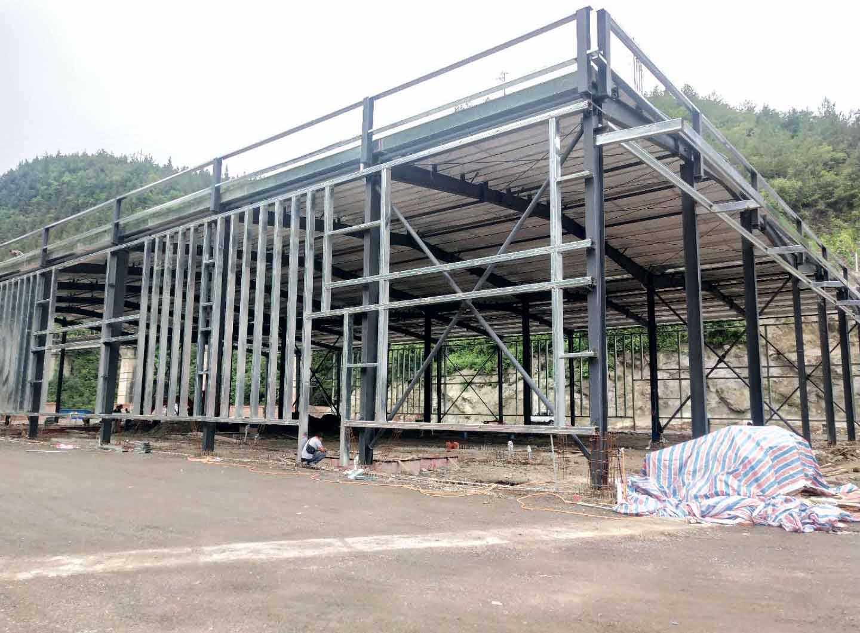 达州钢结构施工