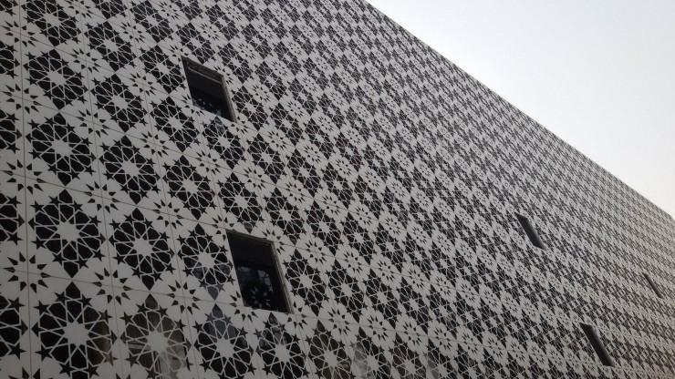 新疆外墙铝单板价格  冲孔铝单板厂家