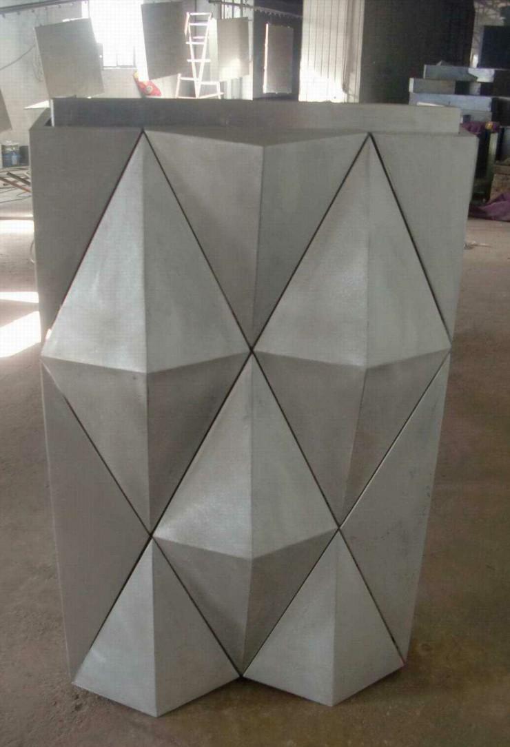 雕刻铝单板的应用领域对比广泛,有什么优点?