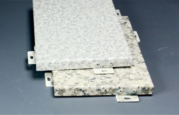 铝单板与吊顶的铝扣板的有什么区别?