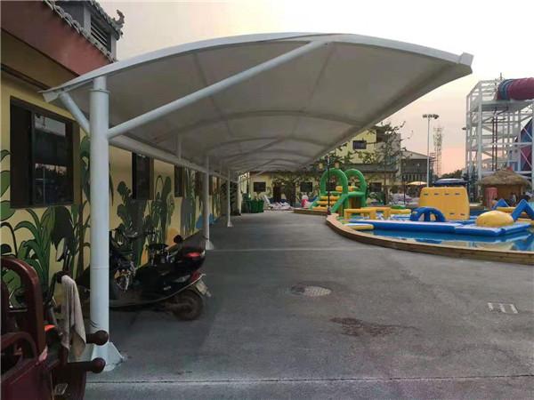 陕西车棚膜结构工程