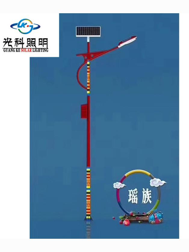 四川玉兰灯安装