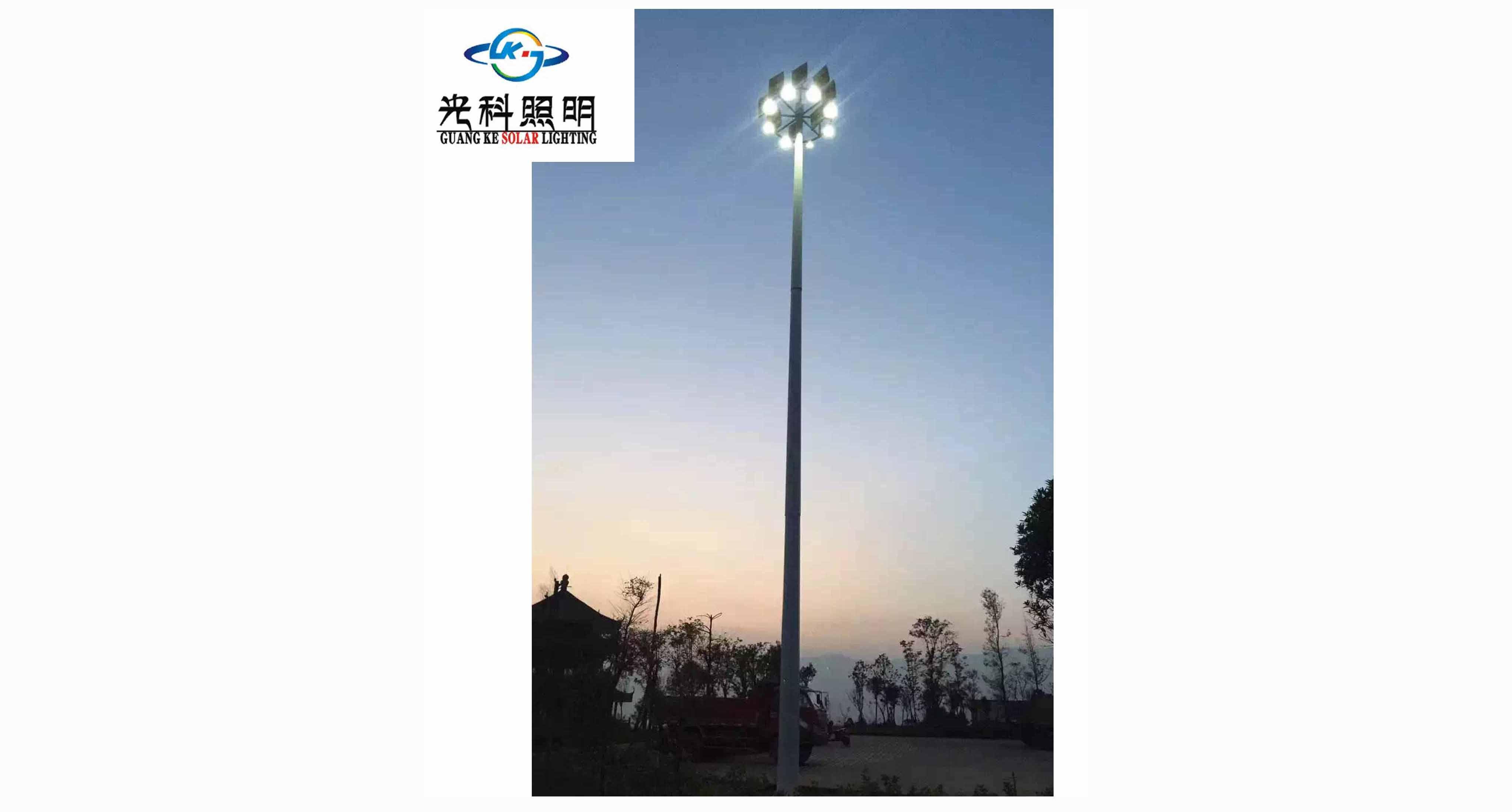 这样维护四川景观灯可以延长使用寿命哦