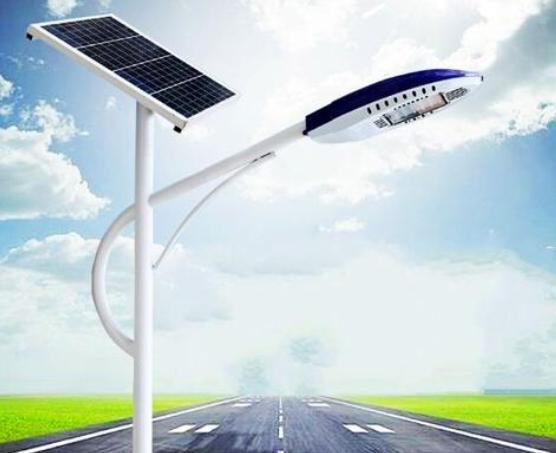 干货来袭!太阳能路灯质量的辨别方法!