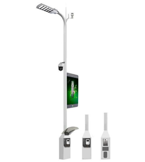 哪些功能是市政道路智慧路灯灯杆的刚需配置?