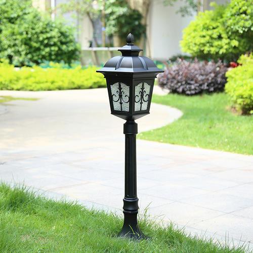 庭院灯光如何设计、如何选择灯具?跟着小编学起来!