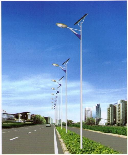 为什么现在广泛使用太阳能路灯?有什么好处?