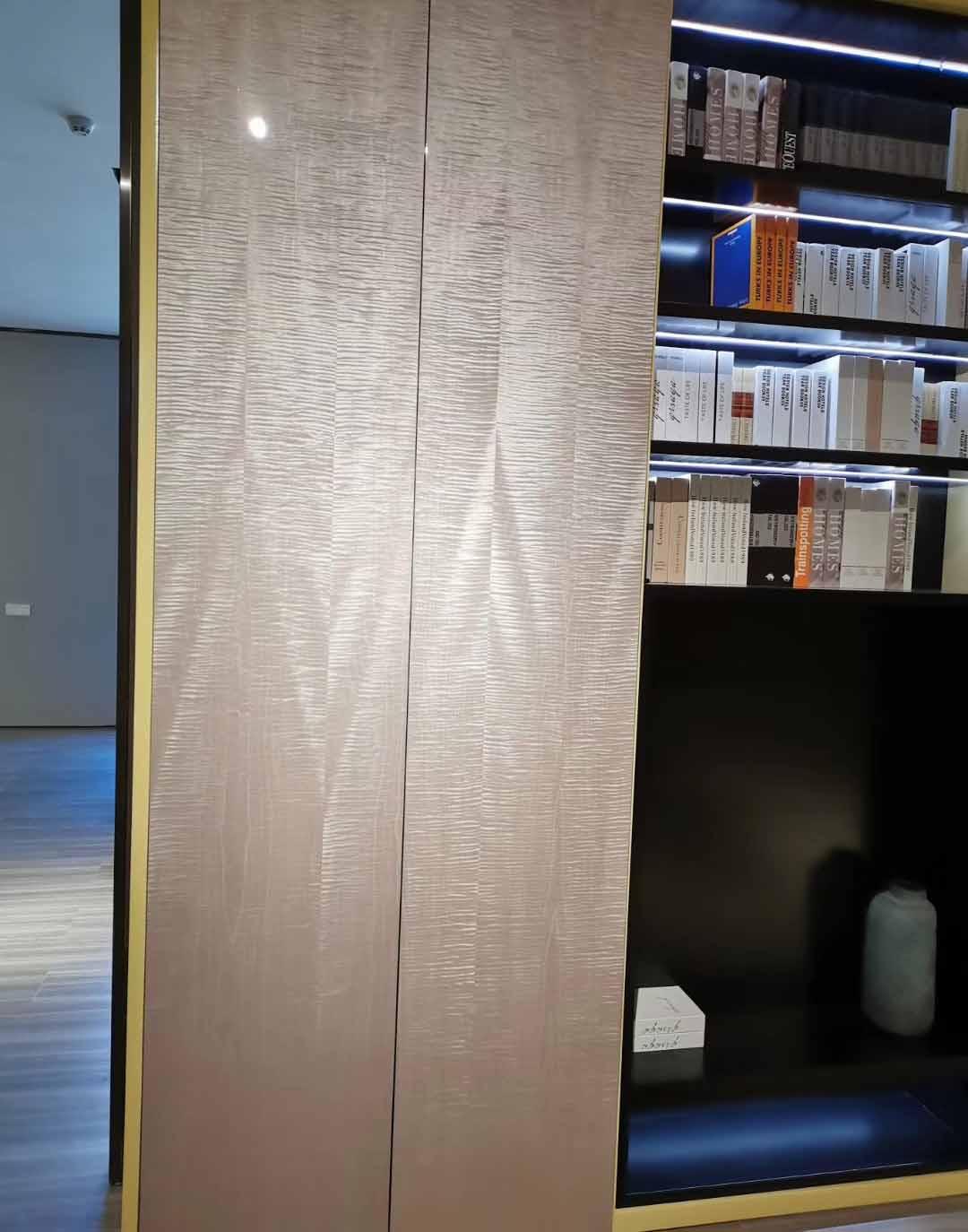 木饰面柜子定制
