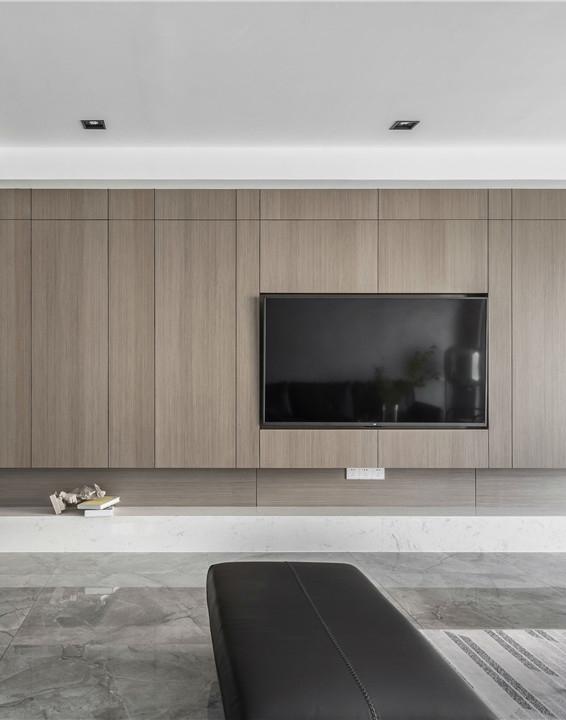 木饰面墙板安装
