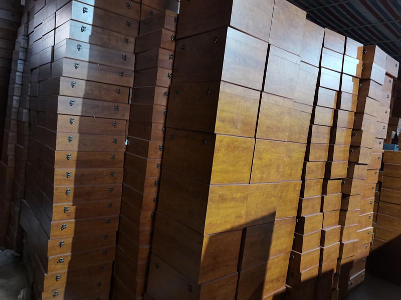 河南木质包装盒生产厂区