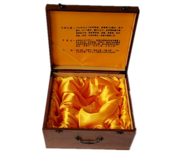 河南木质包装盒设计案例