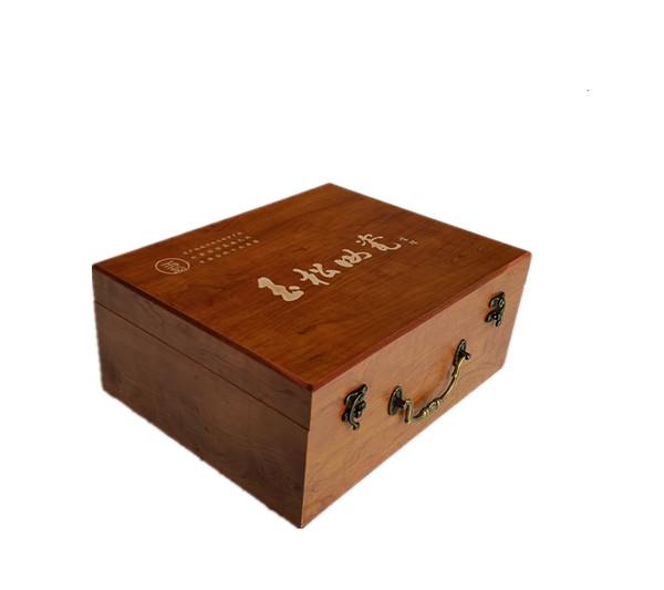 开封木质包装盒厂家