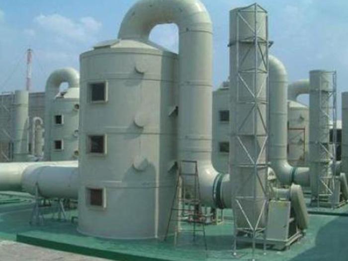 有机废气吸收塔图片展示
