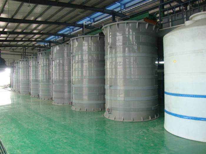 PPH立式缠绕储罐