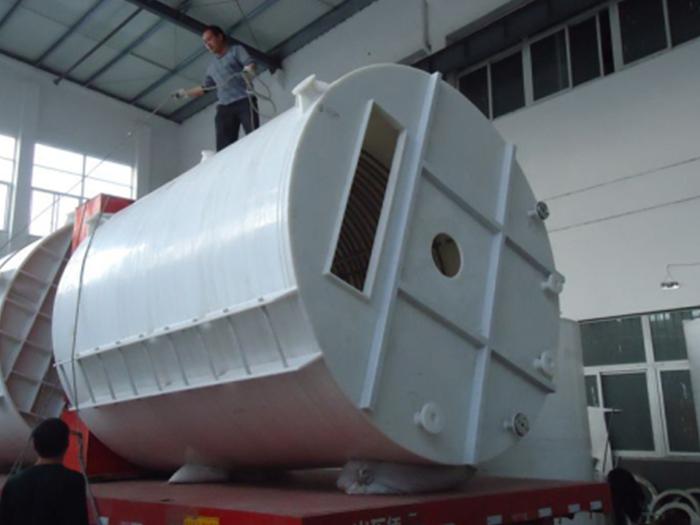 银川聚丙烯反应釜厂家分享如何清洗聚丙烯换热器