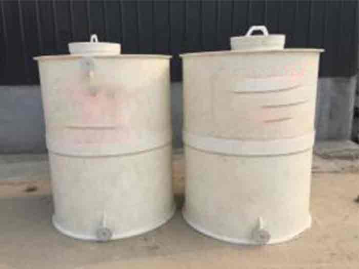 聚丙烯储罐如何做好防晒及堵塞了怎么办?