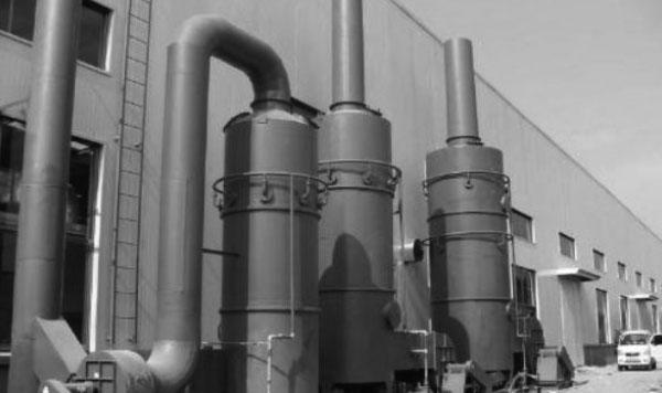 影响有机废气吸收塔效率的因素及作用是什么?
