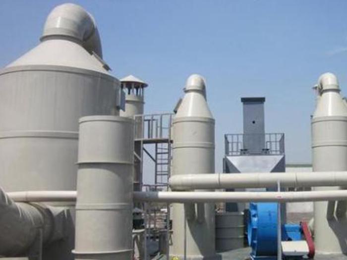 废气处理洗涤塔怎么有助于大气处理。赶快来了解吧!