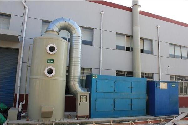 使用PP废气净化塔时有哪些事项需要注意?