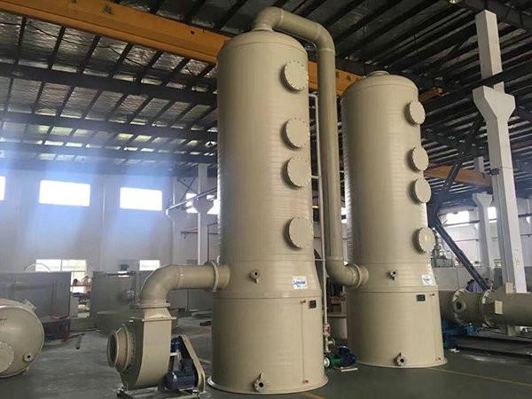 银川有机废气吸收塔