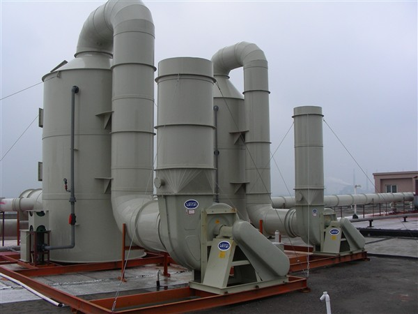 有机废气吸收塔过滤技术。