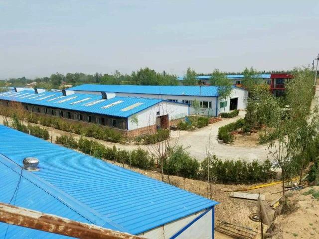 绿轩苑(古农)养殖专业厂房工厂图片
